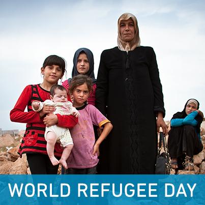 World refugee fb
